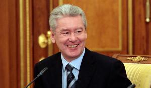Moscow Mayors. Sergei Sobyanin