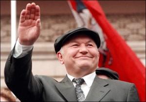 Moscow Mayors. Yuri Luzhkov