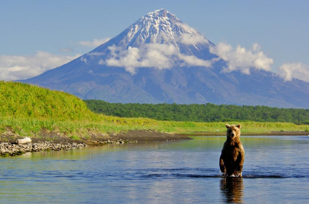 Russia: Top 10 places to visit. Kamchatka.