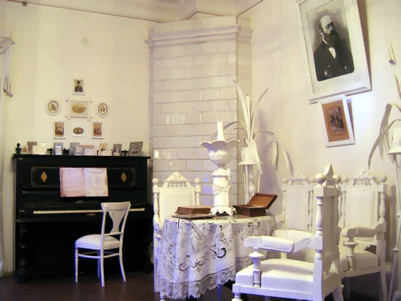 Best coffee shops in Moscow. Bulgakov House.