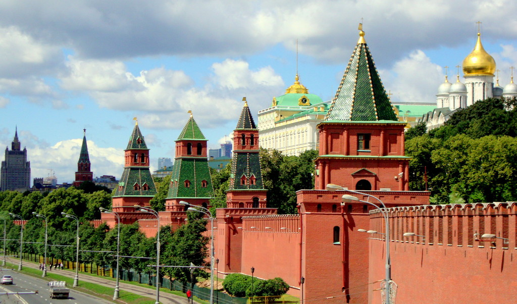 Best time to visit Moscow is summer
