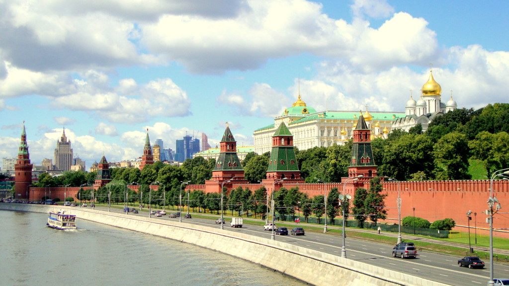 Moscow Tours. Kremlin Tour. Kremlin is the official residence of Russian President Vladimir Putin