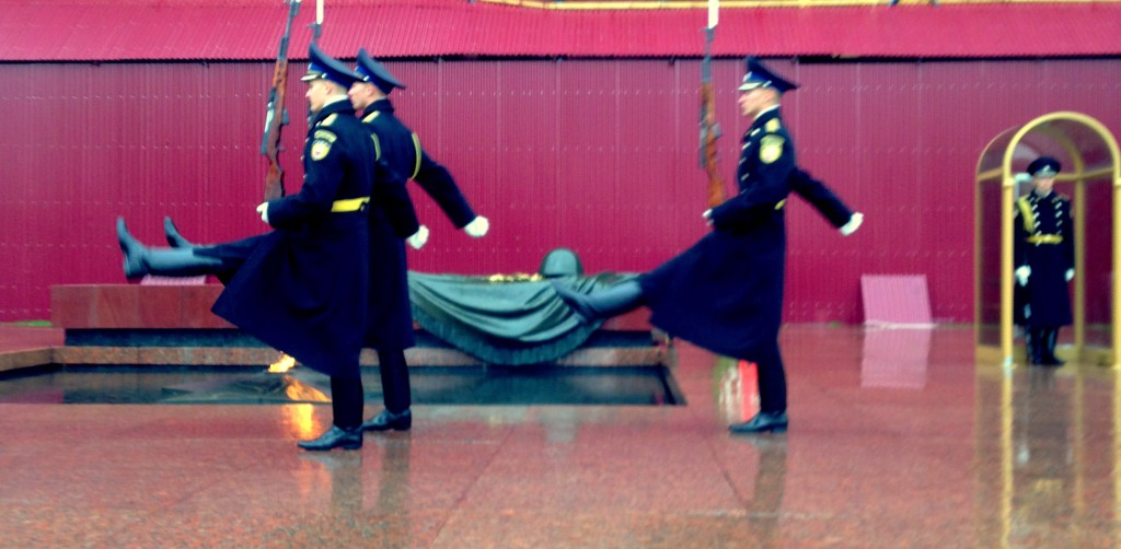 Moscow Tours. Kremlin Tour. Changing of the Guard. The Tomb of the Unknown Soldier
