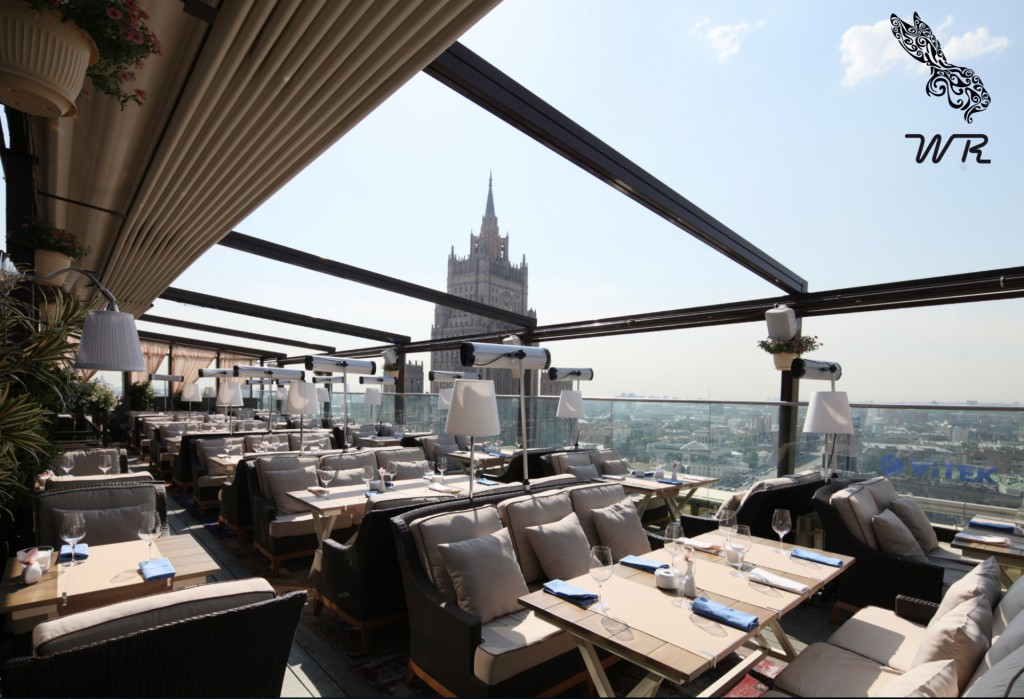 Best restaurants in Moscow. White Rabbit