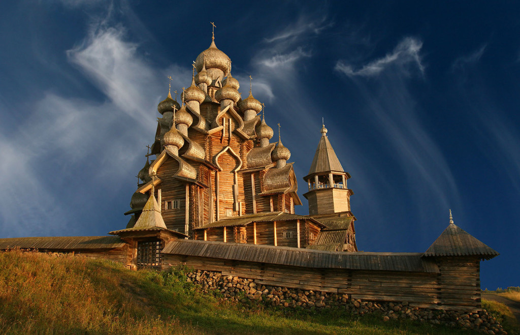 Russia. Kizhi. Photo: 4geo.ru