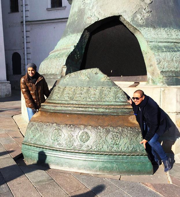 Pride of Russia - Tsar Bell