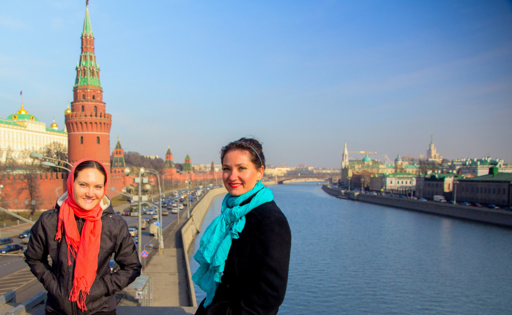 Friendly Local Guides on Kremlin Tour