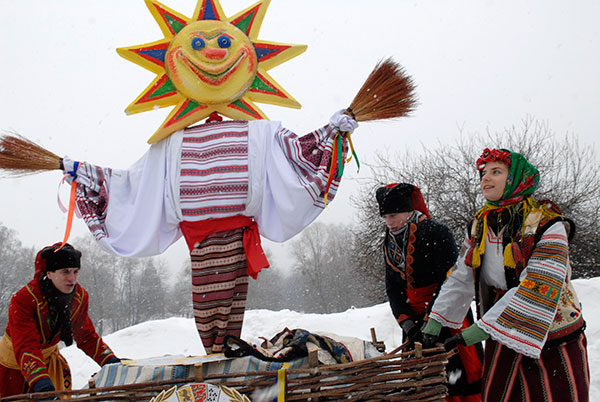 Russian Holidays in winter, Maslenitsa