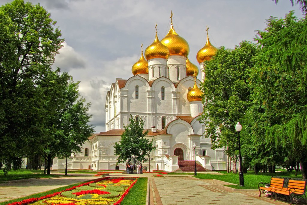 popular tourist destinations in Russia