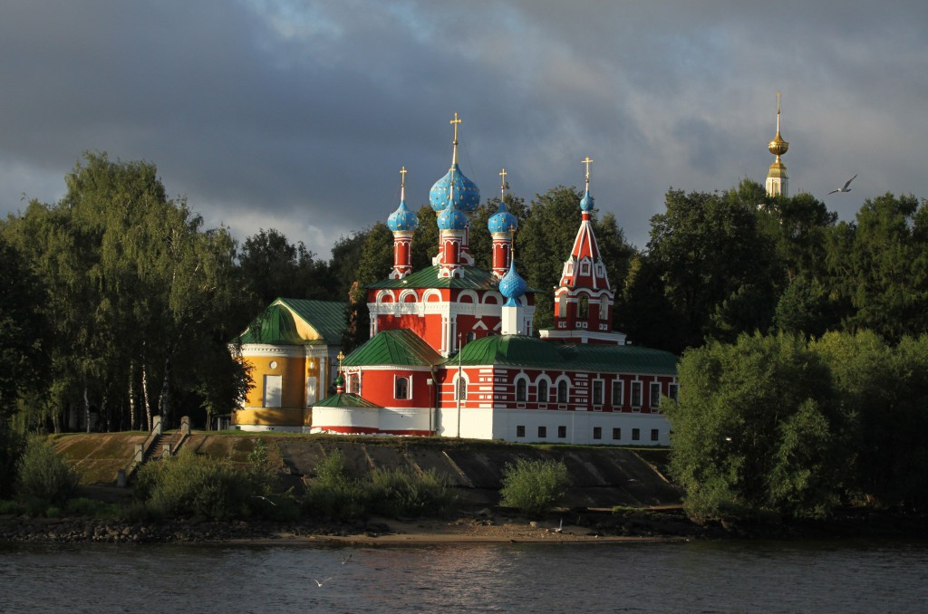 Uglich. Golden Ring of Russia