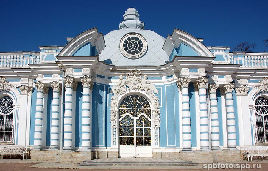 10 Must see places in Saint Petersburg. Catherina Palace