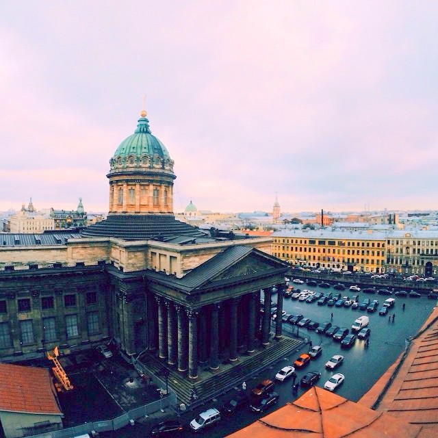 St Petersburg Photo Guide