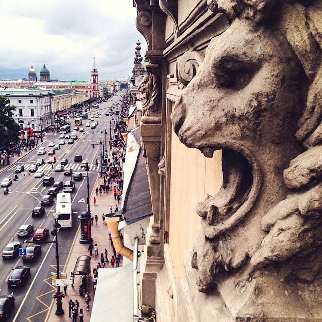 St Petersburg through the eyes of locals