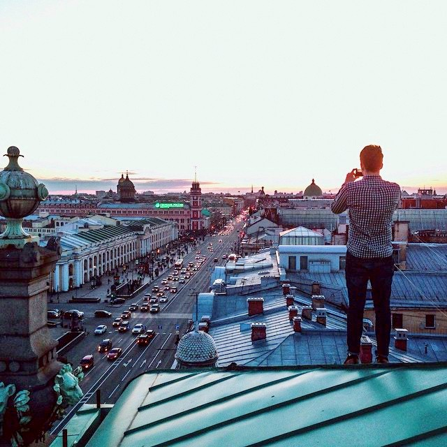 Photo guide to St Petersburg Russia