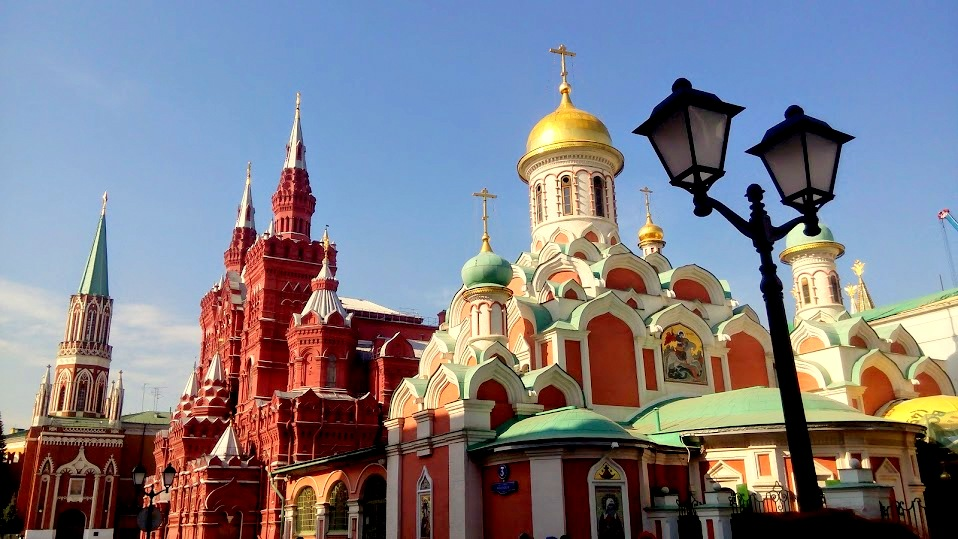 Red Square Moscow tour