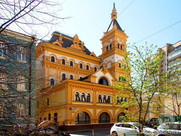 Off the beaten path of Moscow - Teremok House