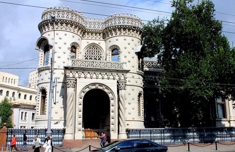 Non touristy Moscow - Morozov House
