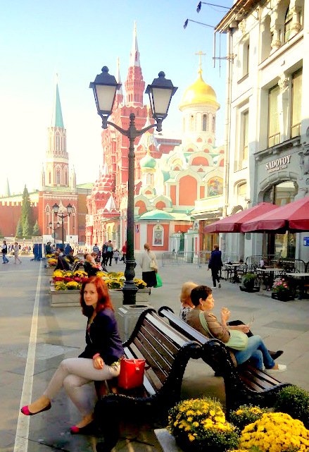 Moscow private tours with friendly local guides