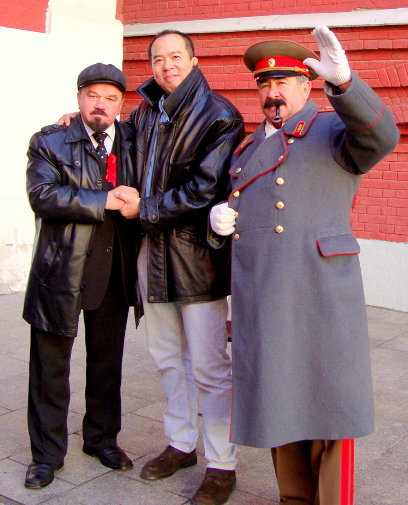 Moscow stalin and lenin - soviet tour