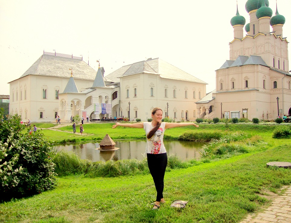 Russian vacation with a private guide