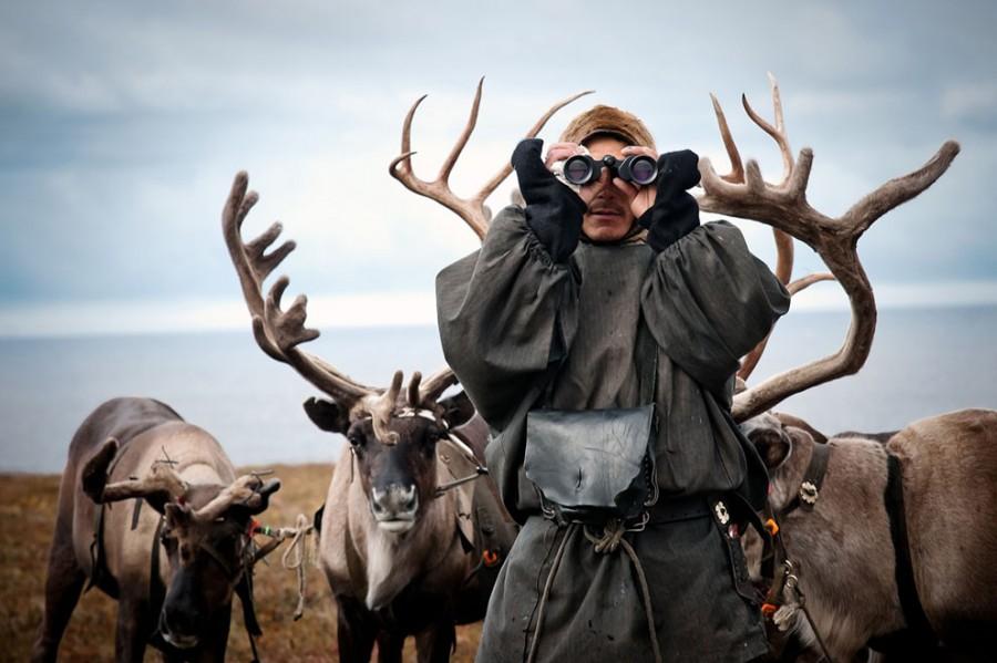 Siberia. Photo by Dmitry Nikonov, National geography winner