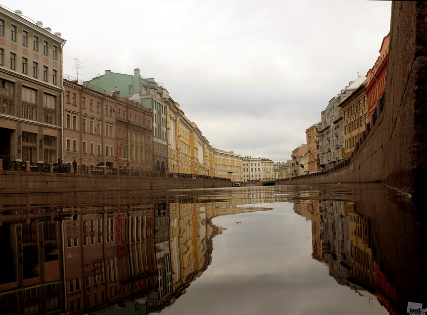 Channels of Saint Petersburg