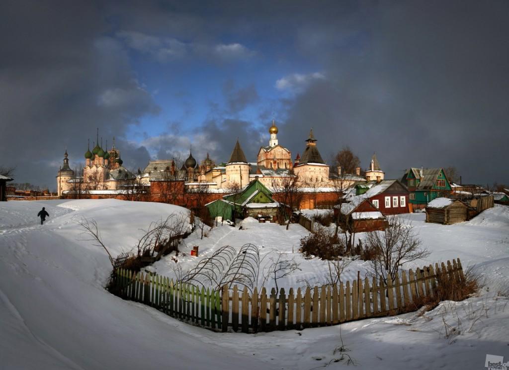 Ogorodami. The Best of Russia. thebestofrussia.ru