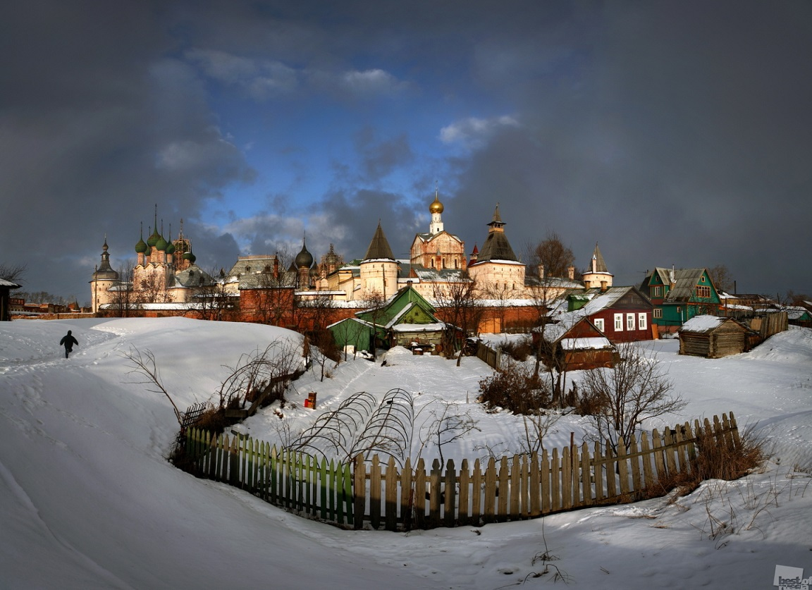 Ogorodami. The Best of Russia. thebestofrussia.ru