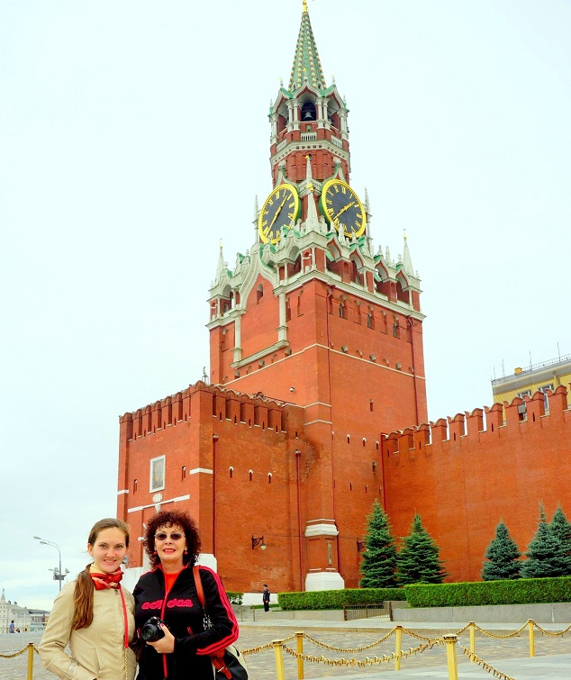 Red Square and Kremlin tour