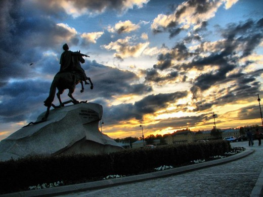 St Petersburg must see - Bronze Horseman