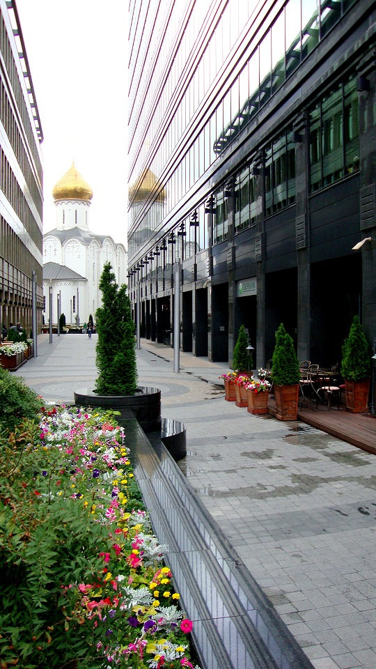 Best places for photo shoot in Moscow, most iconic places of the city