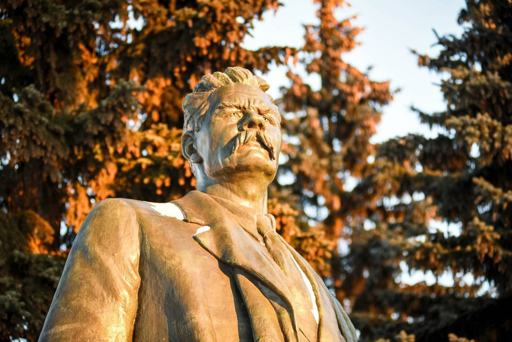 History of Moscow's Muzeon, unique park of Russia with 900 statues