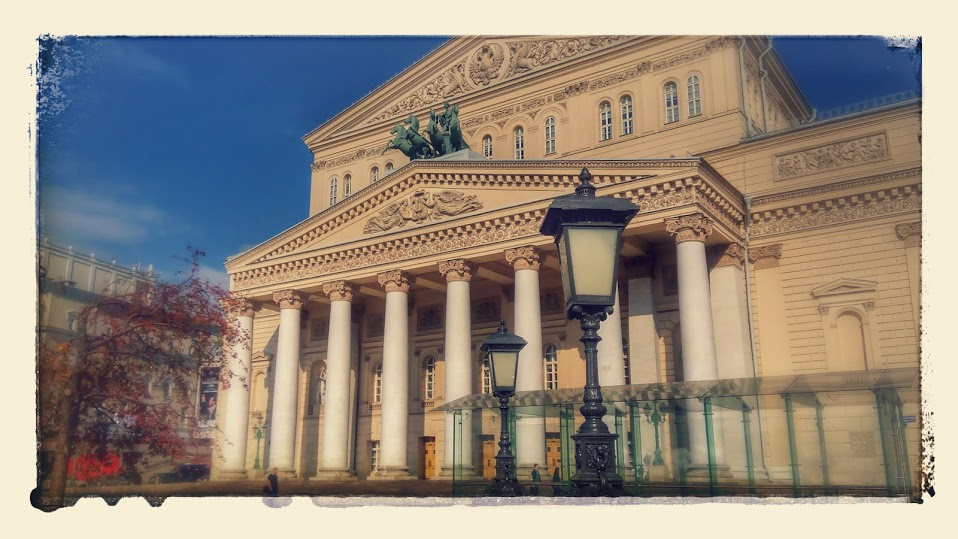 Moscow guided tour
