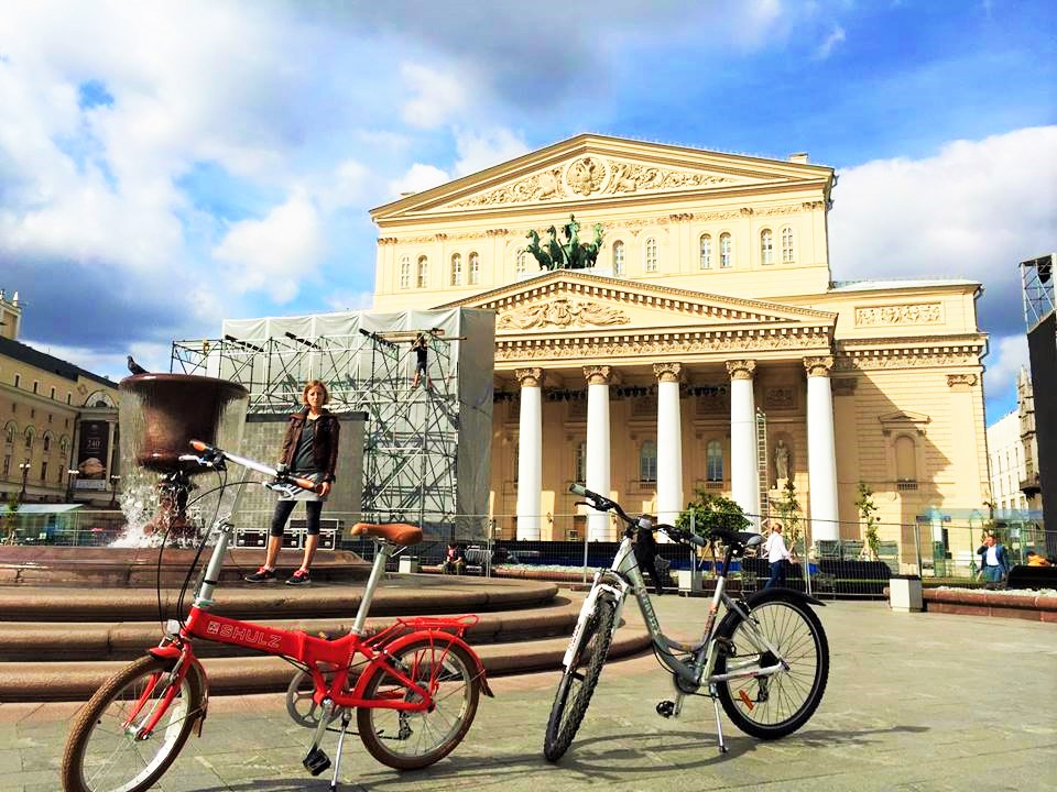 Moscow private guide