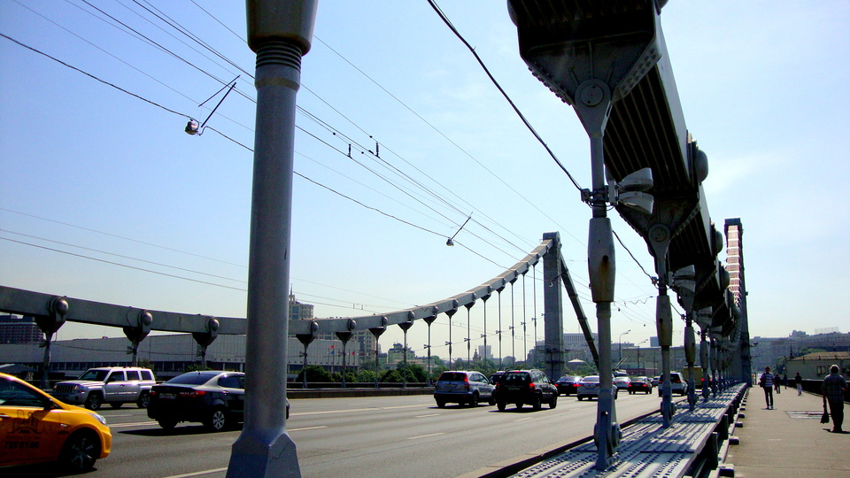 Bridges in Moscow