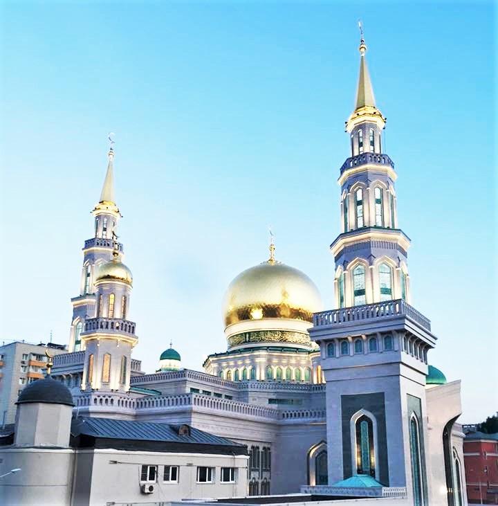 islam religion, moscow