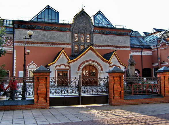 Top things to do in moscow - museums