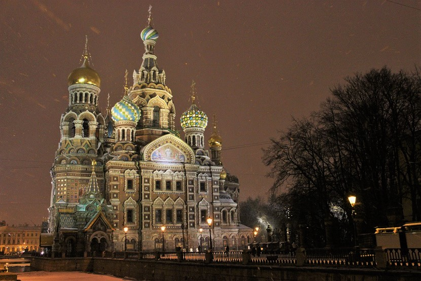 st petersburg night tour