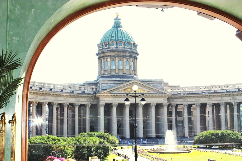 Must see places in Saint Petersburg