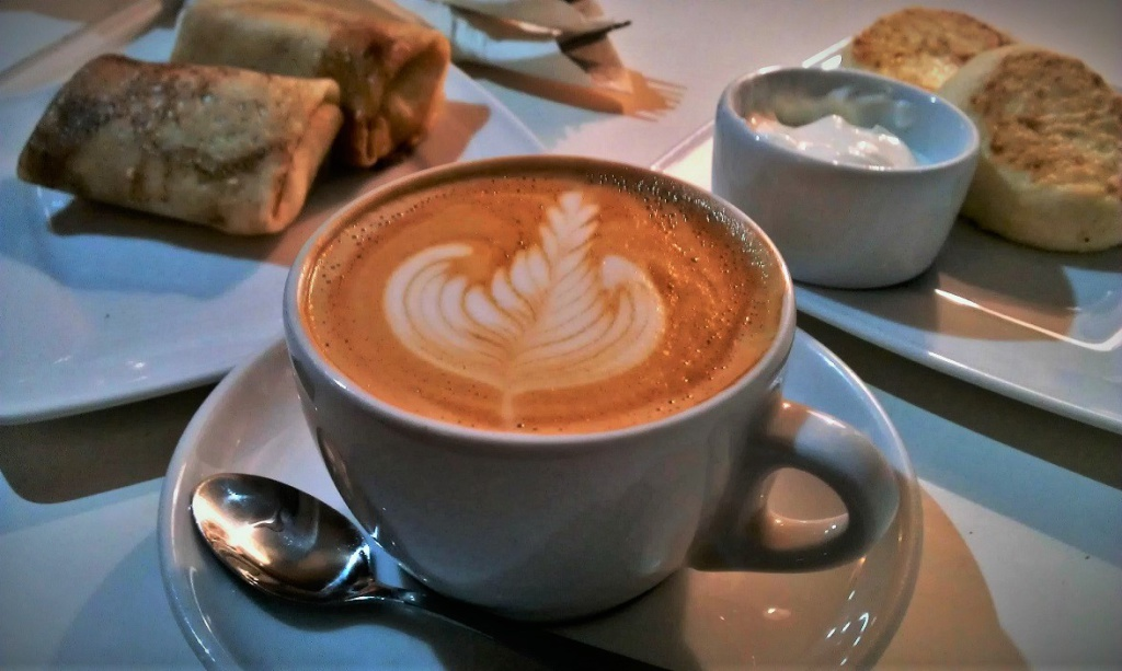 cafe and coffee shops in spb