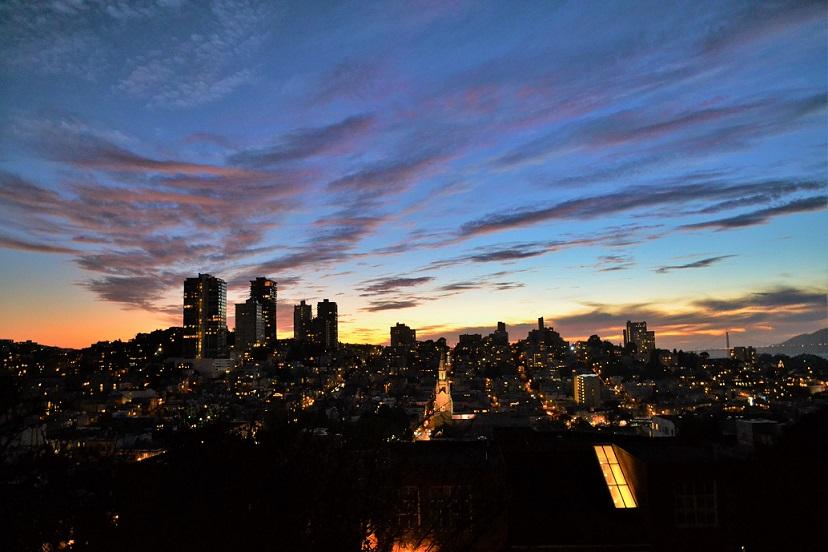 2 days in San Francisco