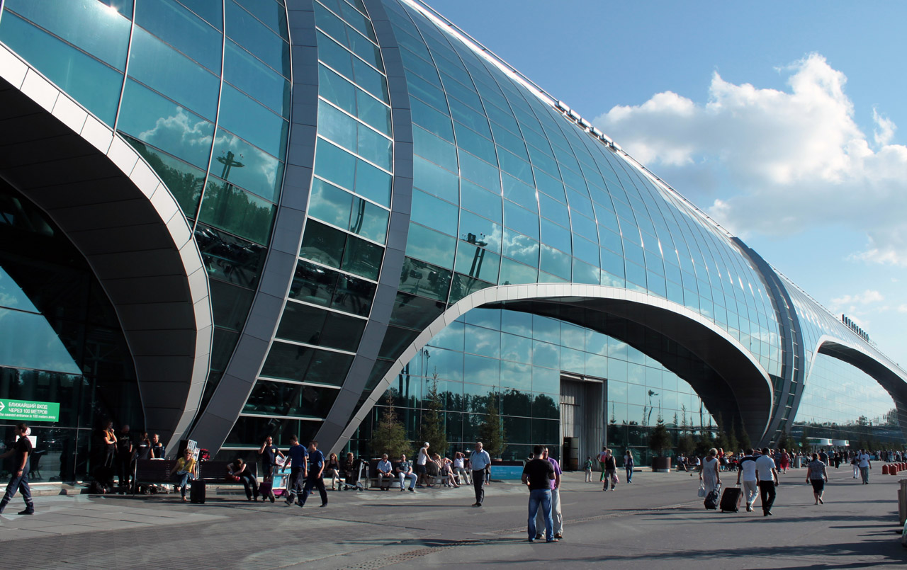 How to get to Domodedovo airport 64