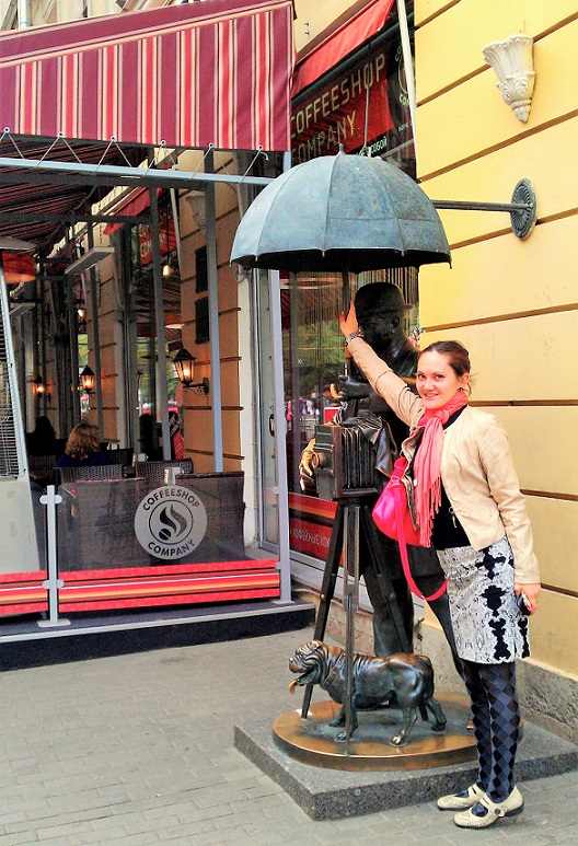 Free things ot do in St Petersburg RUssia
