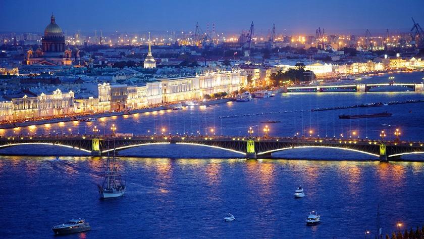 Things ot do in St Petersburg