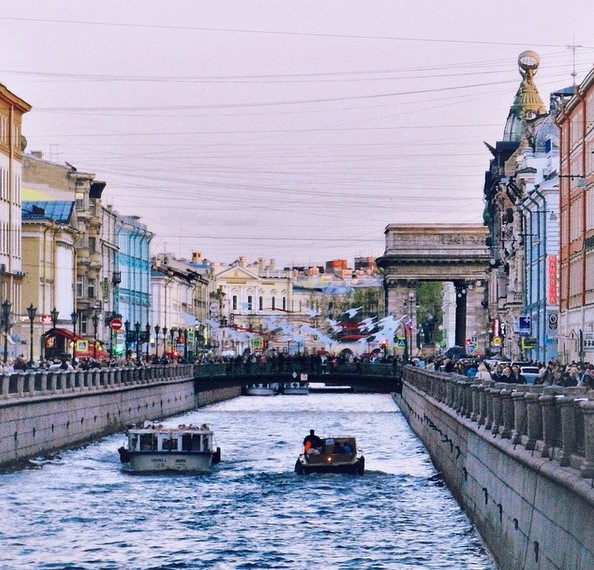 What to do in St Petersburg