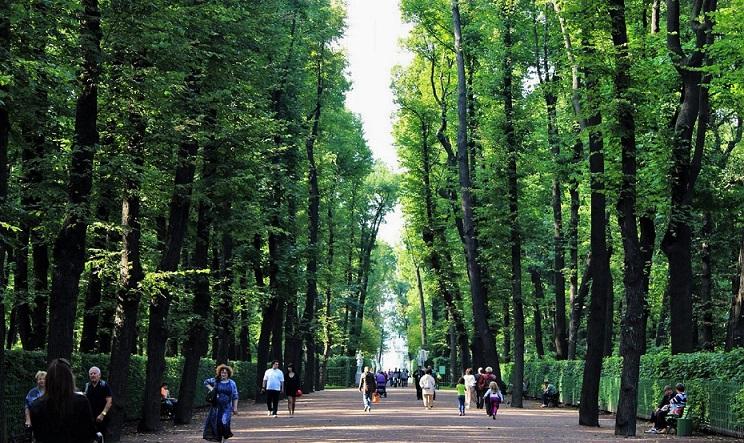 St Petersburg free things