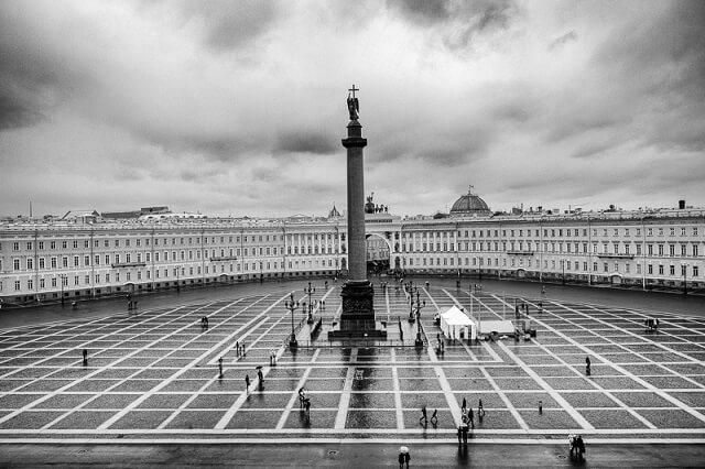 St Petersburg must see