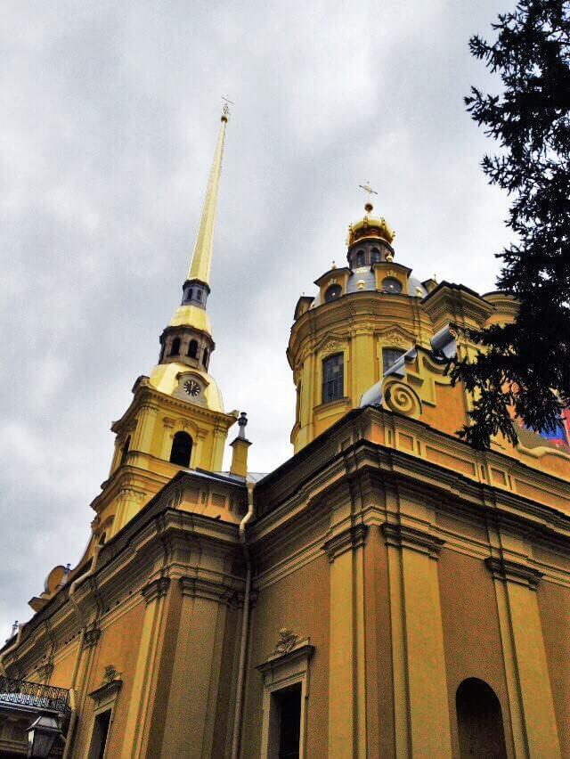 things to do in St Petersburg