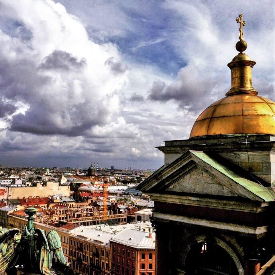 Visiting Saint Petersburg