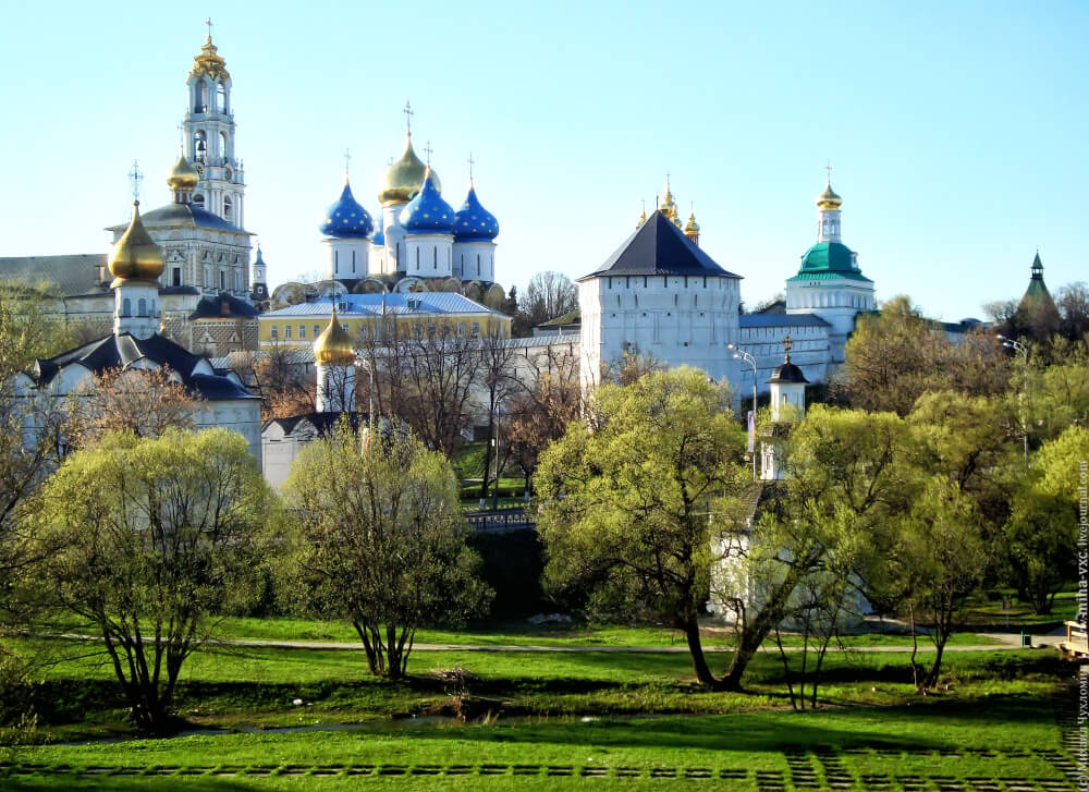 Travel Russia to Golden Ring, Sergiev Posad